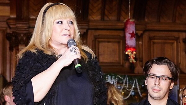 Звезды отметили Старый Новый год в ресторане Центрального Дома Литераторов - 7Дней.ру