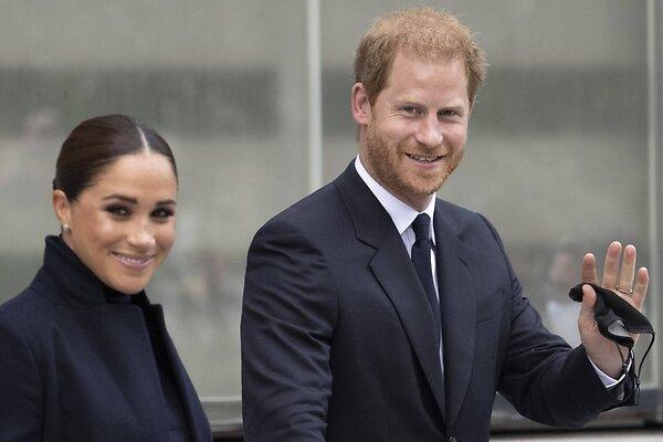 Кем они себя возомнили? Меган Маркл и принц Гарри потребовали для себя охрану президентского класса