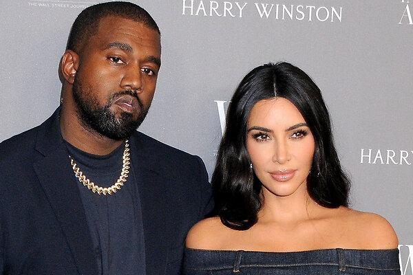 В ожидании бури: развод Ким Кардашьян и Канье Уэста грозит превратиться в жесткую битву