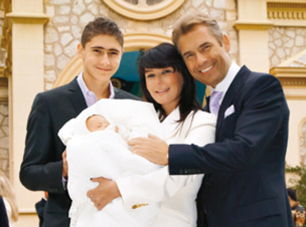 павел астахов семья жена дети фото