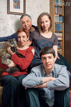 Галина петрова и дети фото