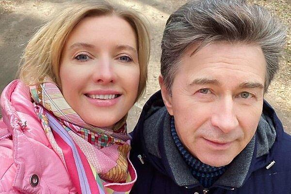 Валерий Сюткин снова стал отцом в 62 года