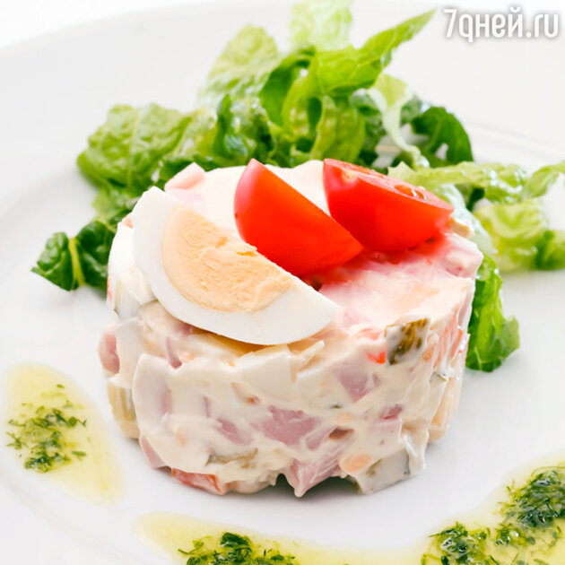 Рулеты с салатом цезарь
