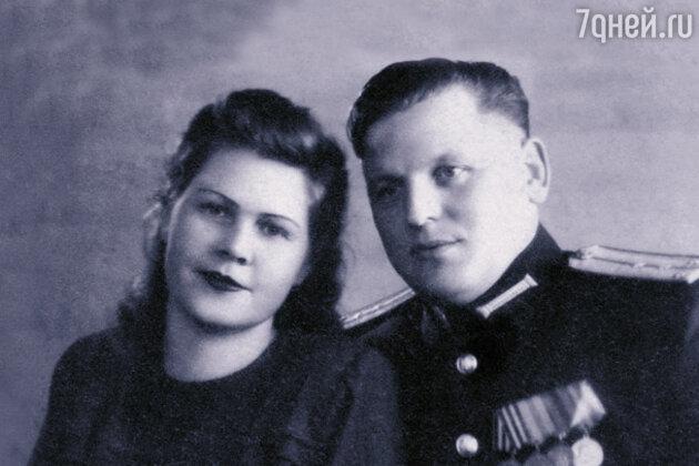 Николай крючков отец светланы крючковой фото
