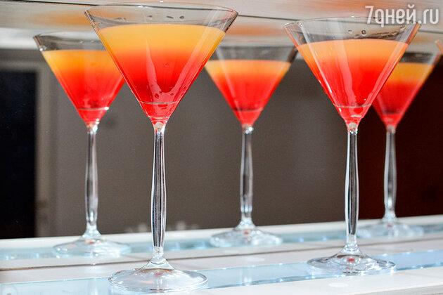 подбор рецепта коктейля из ингредиентов