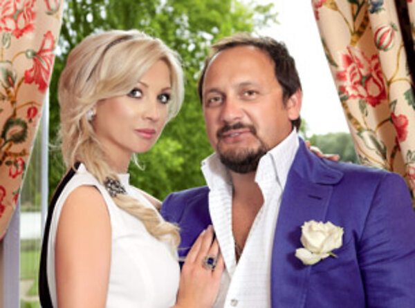 Свадьба михайлова фото с женой