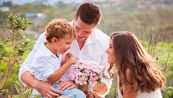 Брак «с багажом»: как выйти замуж с ребенком на руках