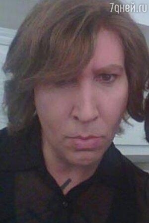 мэрилин мэнсон без макияжа