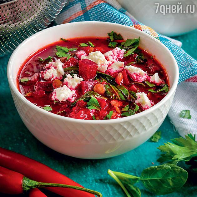 Рецепты юлии высоцкой супы