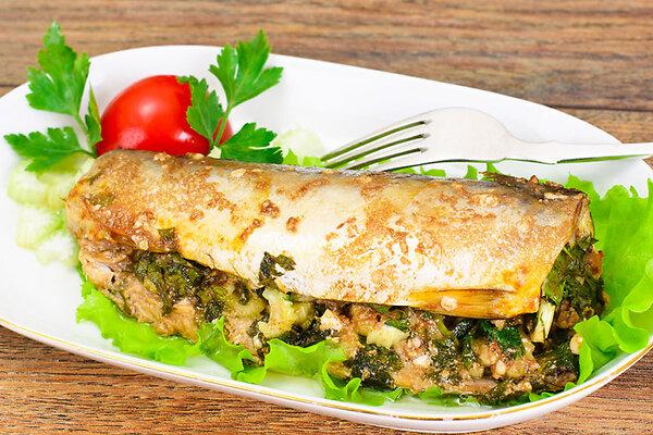 Рыбные закуски: 10 рецептов для новогоднего стола - 7Дней.ру