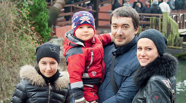 Анна ковальчук семья дети 58