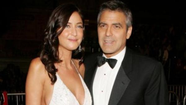 talia balsam talks about george clooney