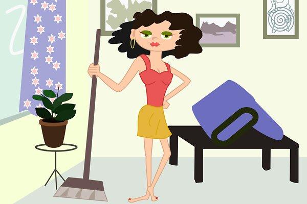 Как сделать, чтобы еженедельная уборка стала не нужна? 6 действенных советов