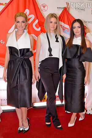 Сексуальные наряды знаменитостей муз премии 2008