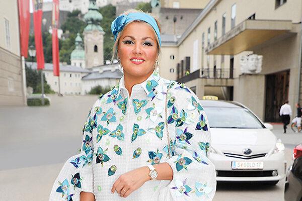 Александр Васильев: «У Анны Нетребко осталась страсть к курортным нарядам»