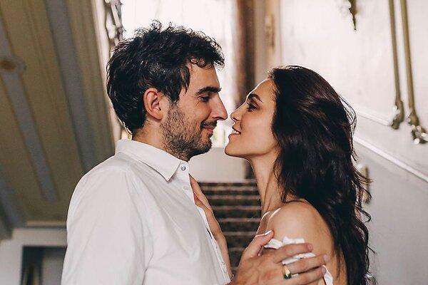 «132 дня в разлуке»: Сати Казанова воссоединилась с мужем