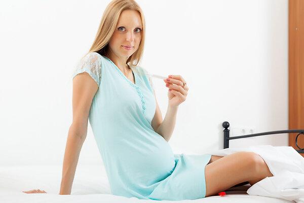 Что можно принимать беременным при гриппе