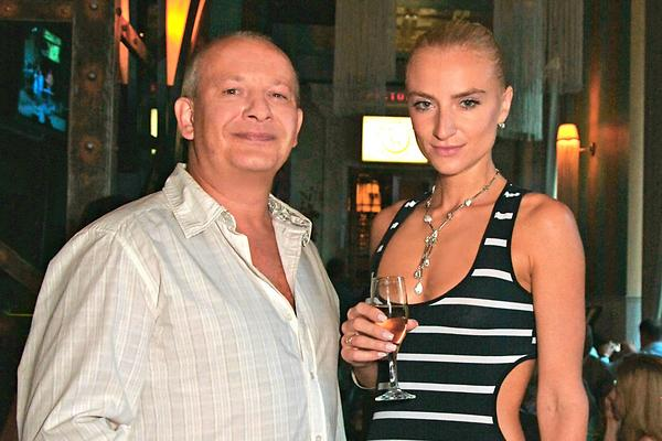 дмитрий марьянов и ольга аносова фото
