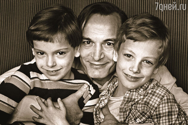 Василий Лановой (актер) биография, фото, семья и