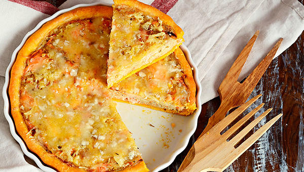 Сырные пироги и торты: необычные блюда для хорошего настроения - 7Дней.ру