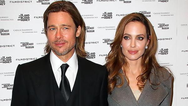 Питт признался, что иногда чувствует себя неудобно из-за Джоли - 7Дней.ру