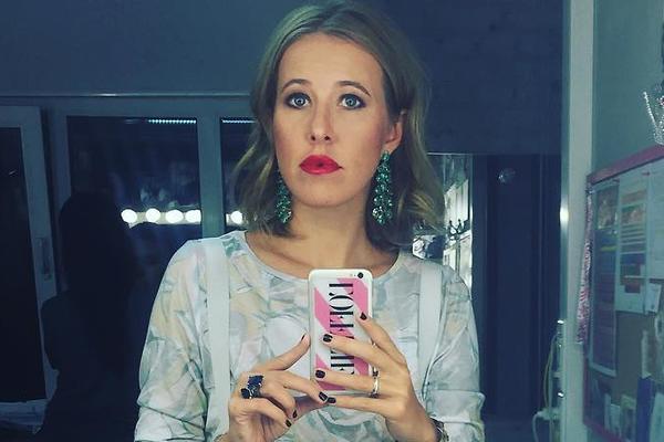 Ксения Собчак поразила поклонников откровенным видео - 7Дней.ру