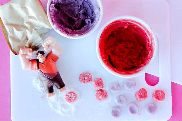 Разноцветные конфеты: рецепт десерта - 7Дней.ру