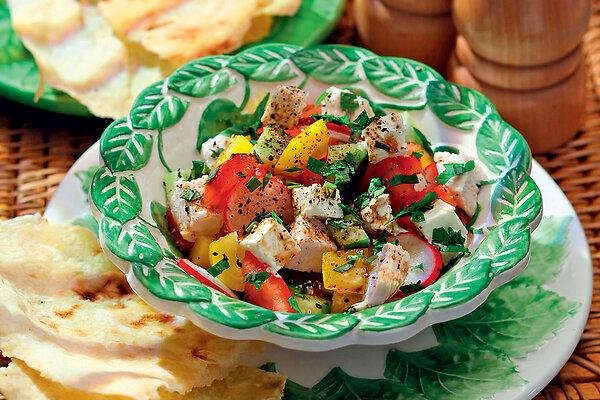 Рецепты салатов от юлии высоцкой с фото