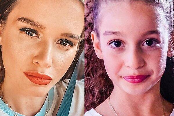 «Какая красивая девушка!» Женственная фигура дочери Бородиной вызвала ажиотаж в Сети