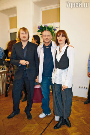 Андрей смоляков жена и дети фото