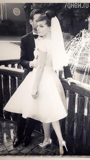 свадьба оли бузовой все фото