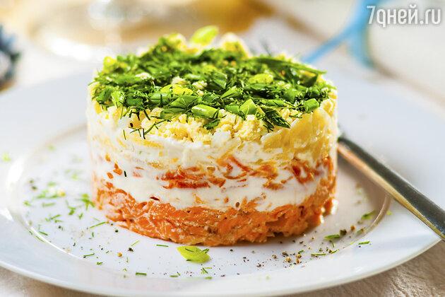 Чем можно заменить рыбу в салате мимоза