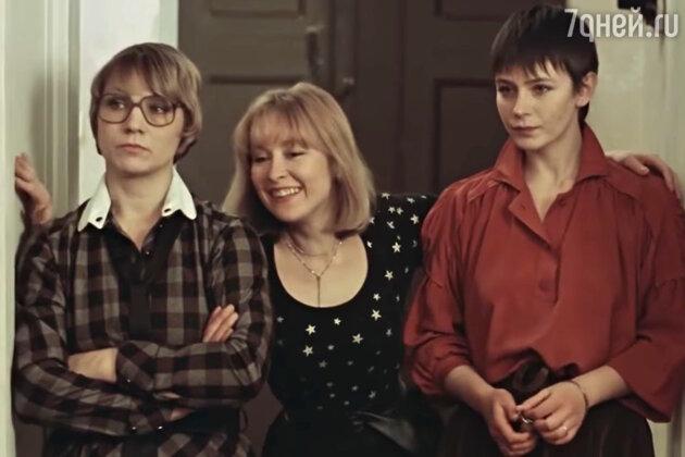 Фильм зимняя вишня актёры