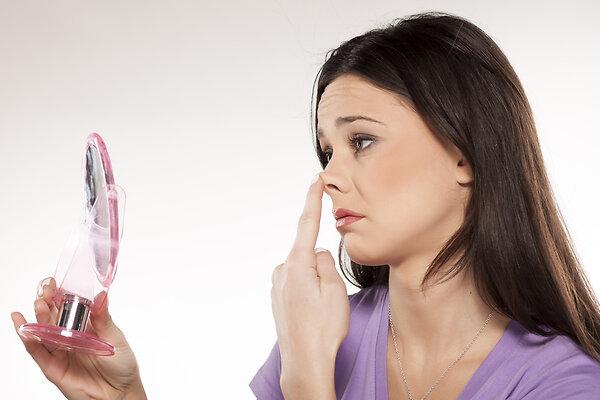 Анатомия перегородки носа и ее физиологическая роль