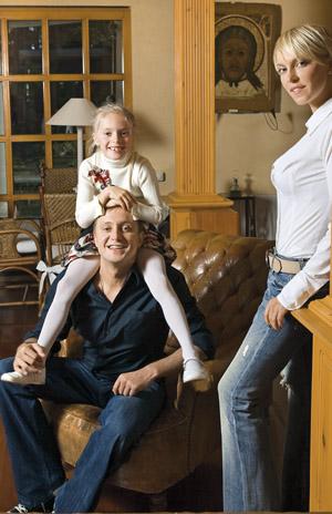 домашнее пороге дочь папа