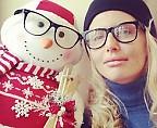 Звезда «Вия» Анна Чурина встретит Новый год в Тайланде